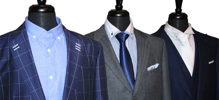 The 3 Ways to Buy your Suit
